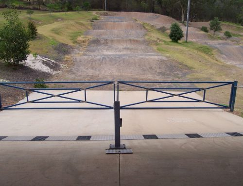 Logan City BMX 2006 Start Hill