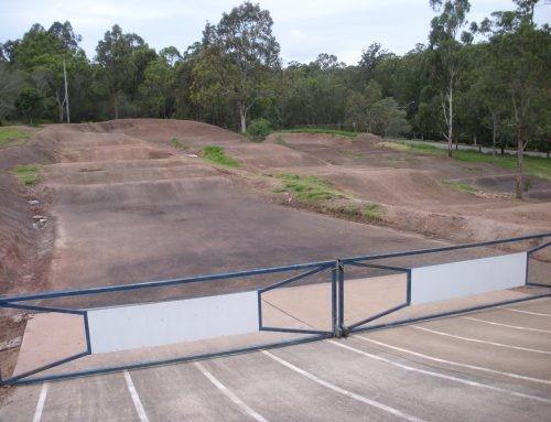 Logan City BMX Feb 2010