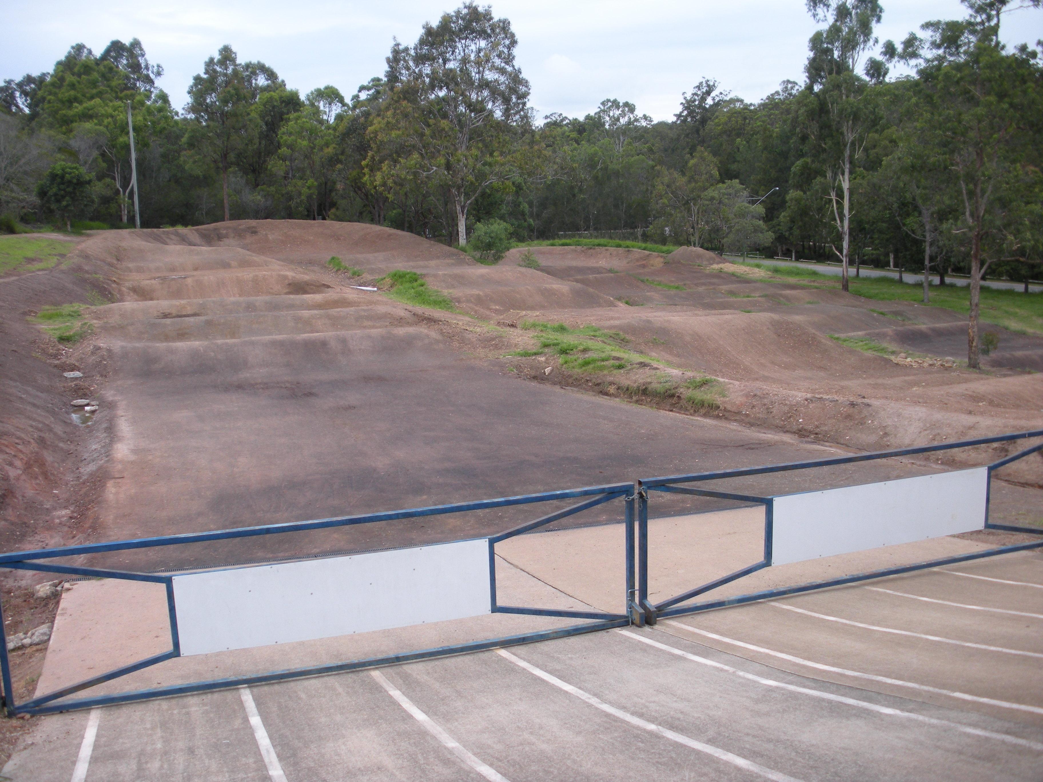 Logan City BMX Feb 2010