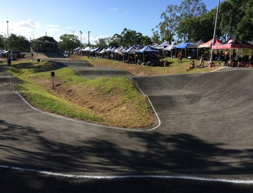 Logan City BMX March 2015
