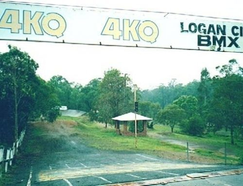 Logan City BMX Begining