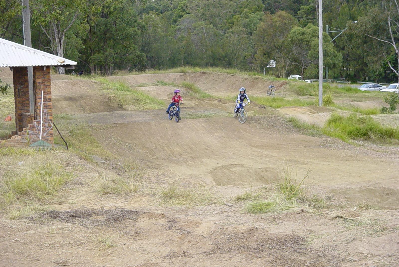 Logan City BMX Hut